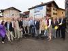 Spatenstich neues Gemeindezentrum in KuchlFoto: Franz Neumayr     23.8.2012